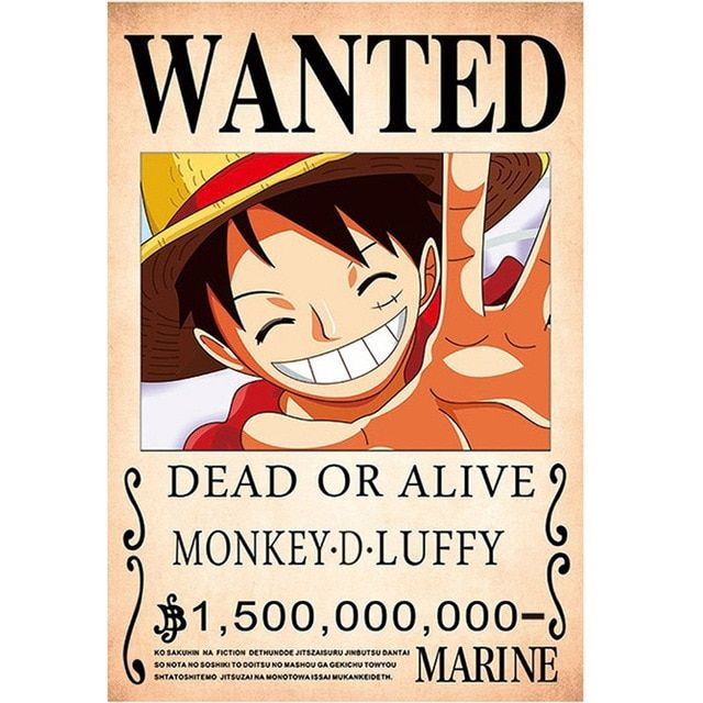 Happy Birthday Luffy Google Search One Piece Anime Wallpaper One Piece Luffy Anime wallpaper one piece wanted