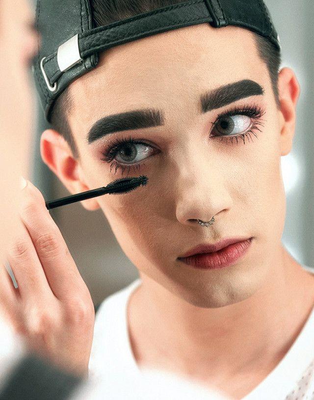 красивые мужчины с макияжем картинки предстоит сделать