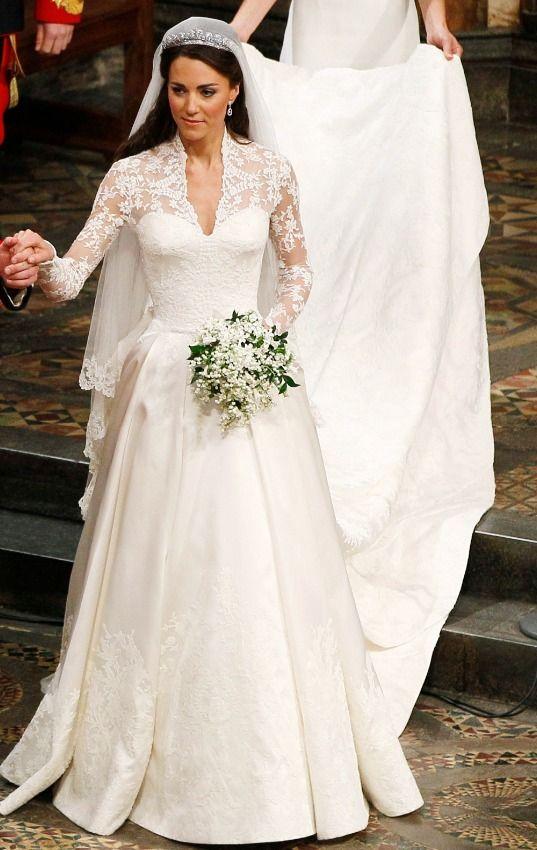Los velos de novia más bonitos de las 'celebrity brides' - Foto 6