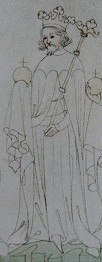 Přemysl Otakar II., řečený král železný a zlatý (kolem roku 1233 – 26. srpna 1278, Suché Kruty), byl pátý král český z rodu Přemyslovců (korunován 1261), druhorozený syn krále Václava I. a Kunhuty Štaufské.