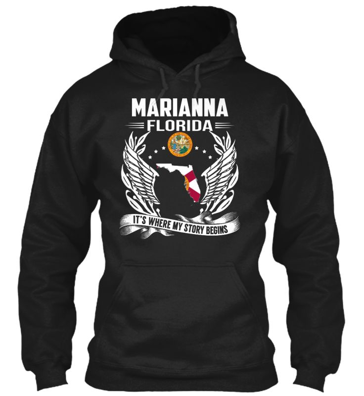 Marianna, Florida - My Story Begins