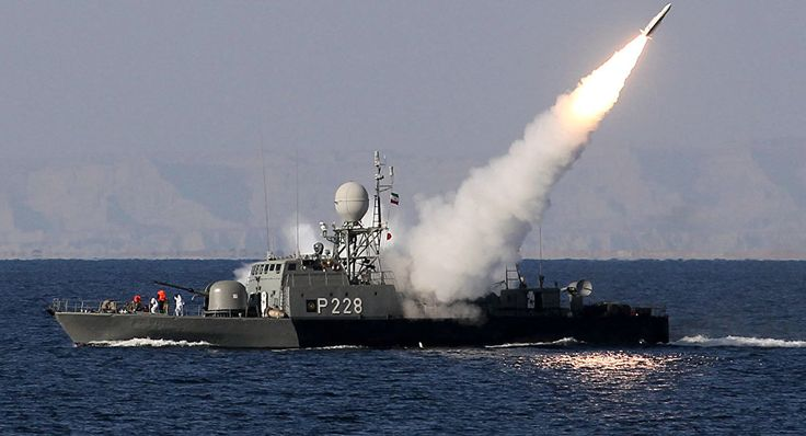 Why Iran's Cruise Missile Test Near Strait of Hormuz is 'Annoying ...