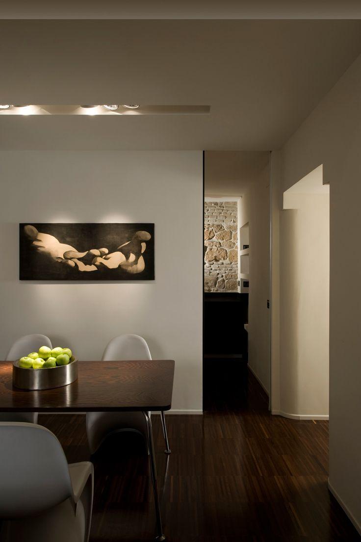 carola vannini architetti / appartamento trastevere, roma