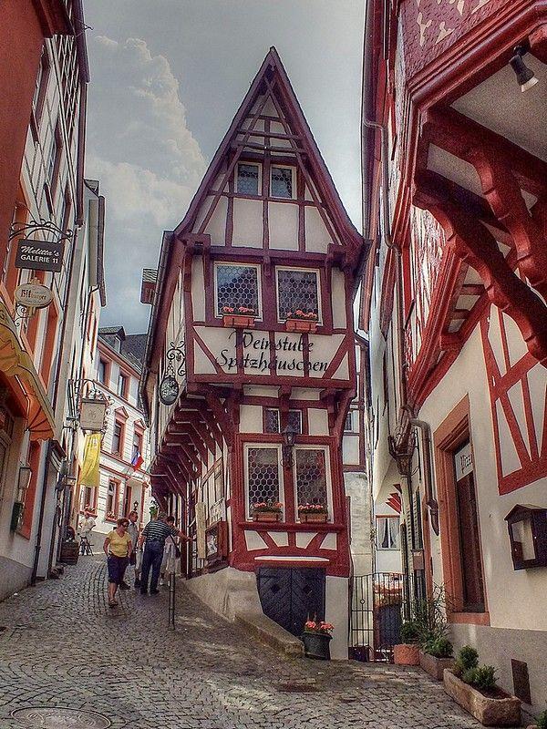Bernkastel-Kues - Bernkastel-Kues, Rheinland-Pfalz