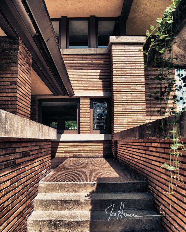 Les 39 meilleures images du tableau frank lloyd wright sur - Frank lloyd wright architecture organique ...