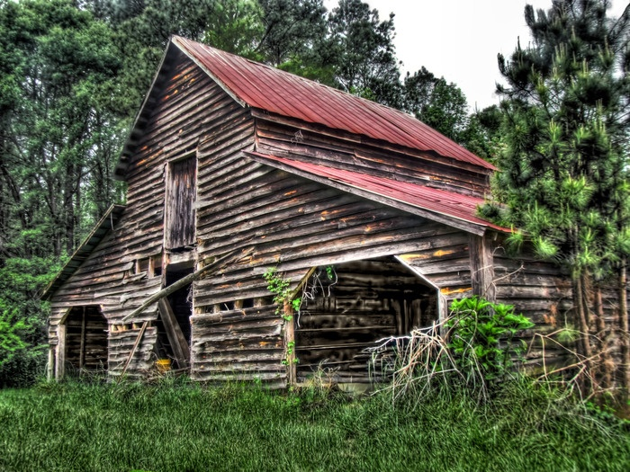 148 best images about log and timber constructed barns on for Log pole barn