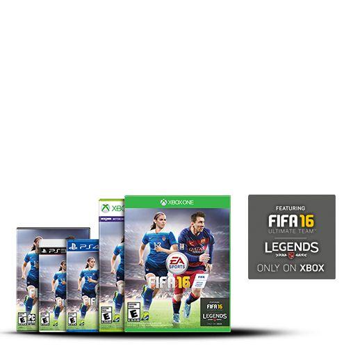 FIFA 16 Pre Order Now - Pre Order FIFA 16 Soccer Video Game - EA SPORTS