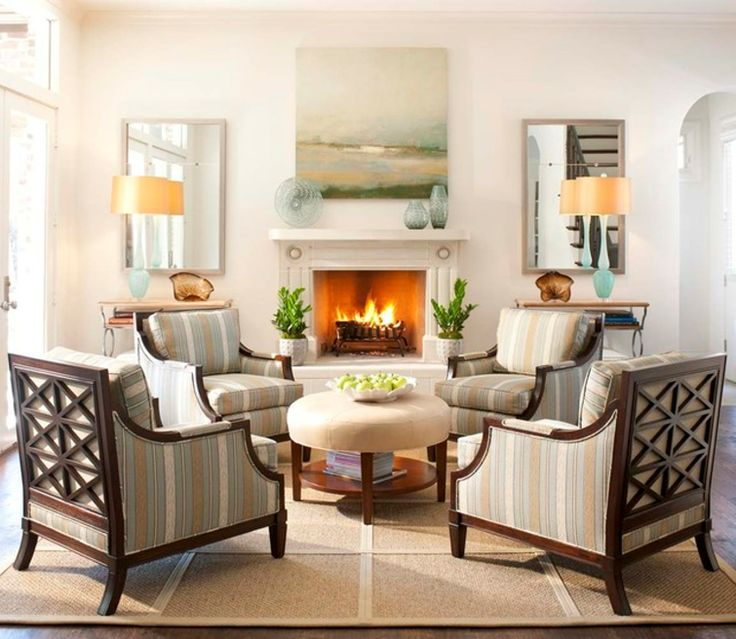 Pics Of Beautiful Living Rooms 61 best furniture arrangement - four chairs images on pinterest