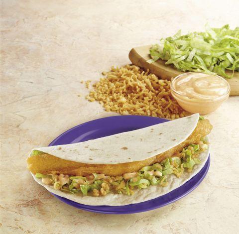 Long john silver 39 s baja sauce copycat recipe cup sour for Baja fish taco sauce