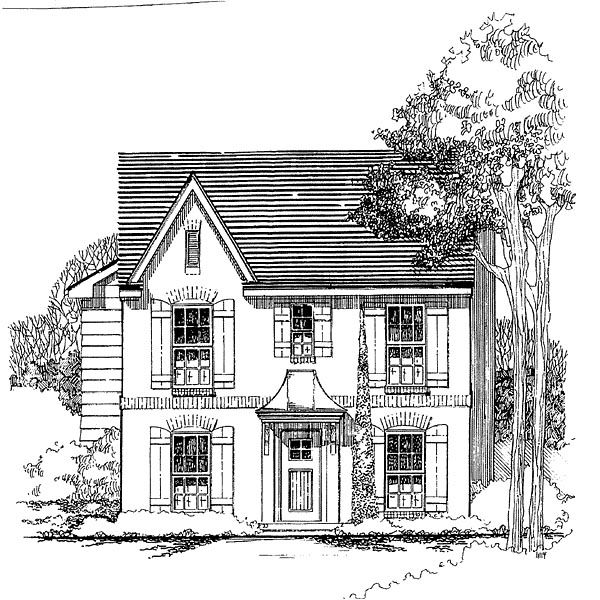 Front Elevation Of House With Porch : House plan plans tyxgb aj quot gt this and other