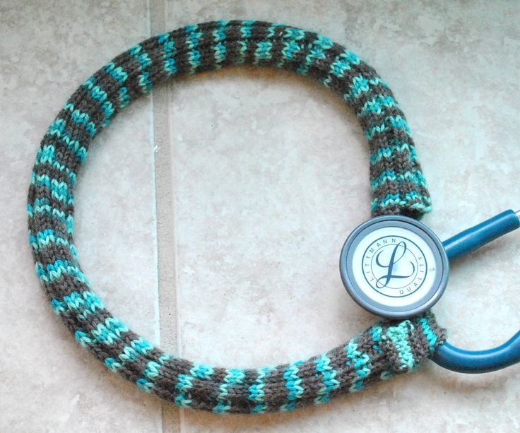 Touch Of Turquoise Blue And Plum Boutique Stethoscope Cover 40 Via Simple Stethoscope Cover Pattern