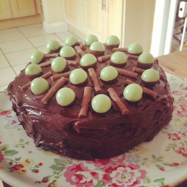 Nigella Old Fashioned Chocolate Cake