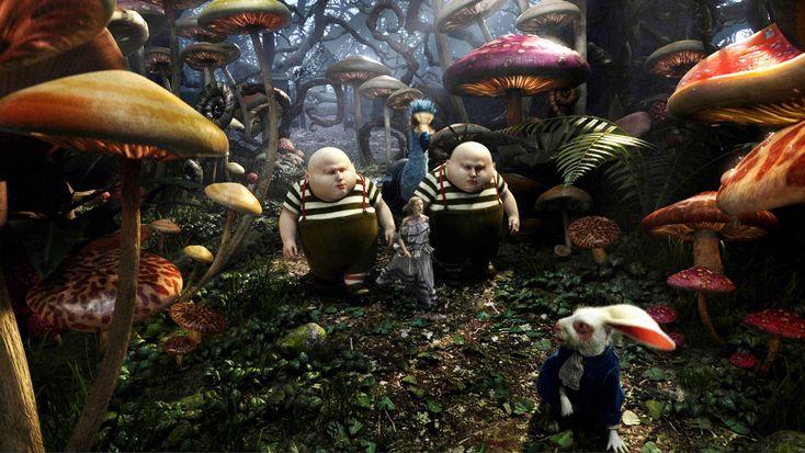 Alice in Wonderland (2010)/Script   Alice in Wonderland Wiki ...