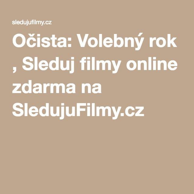 Očista: Volebný rok , Sleduj filmy online zdarma na SledujuFilmy.cz