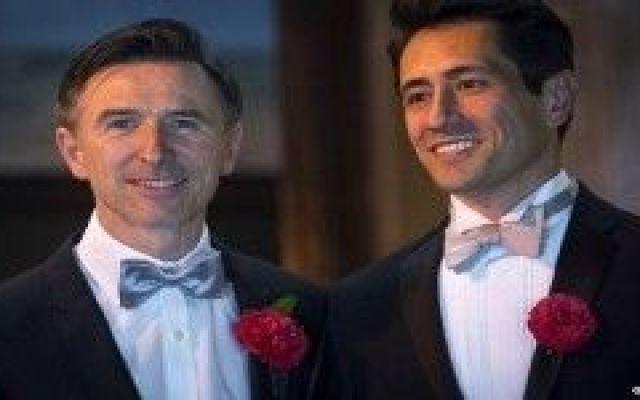 A Londra le prime nozze gay del Regno Unito!!! (video) #nozze #gay #londra #regno #unito