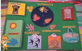 A Scuola con Poldo: Lapbook sull'autunno