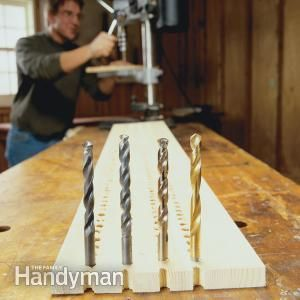 How to Choose Twist Drill Bits | The Family Handyman