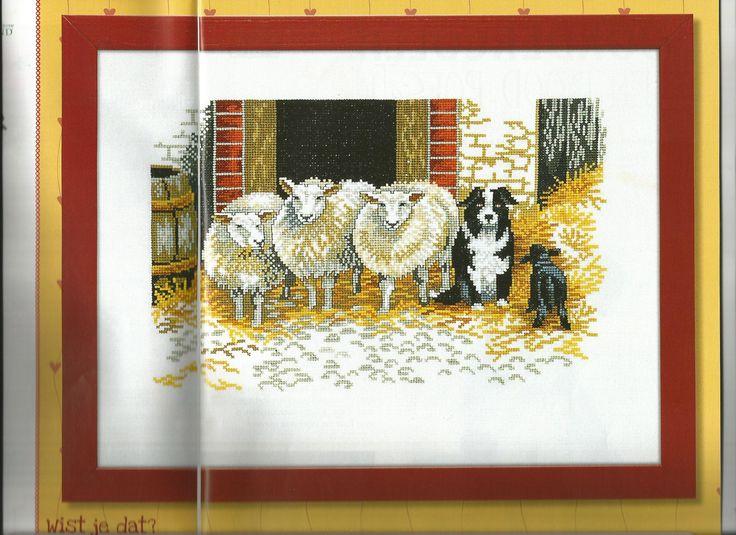 Trots op mijn kudde - Eva Rosenstand - Permin