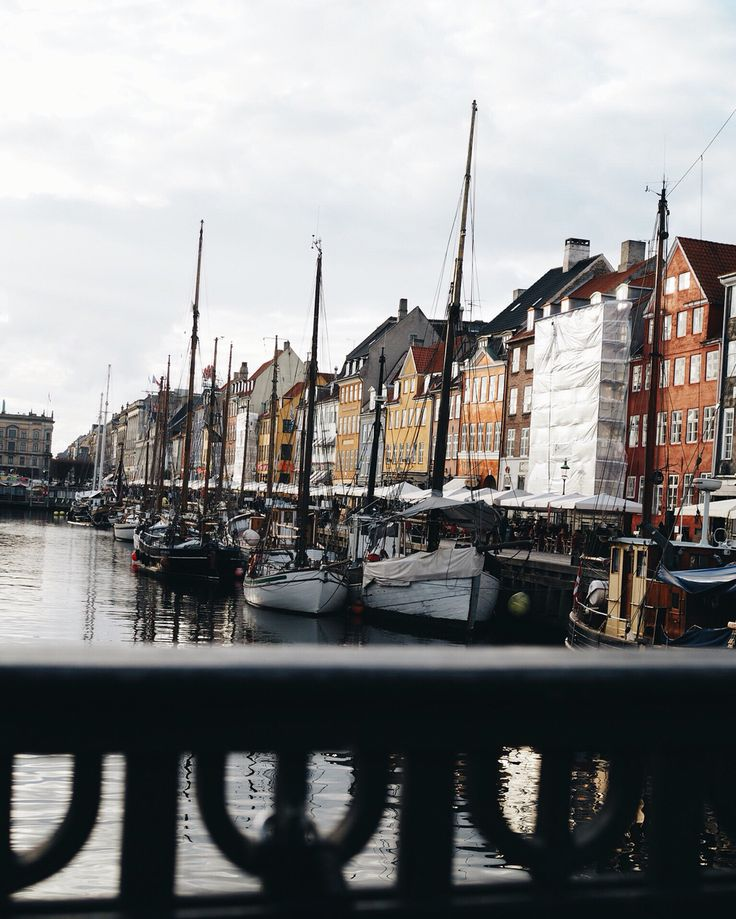 Nyhavn, much more than the tourist spot.   #sayidotokøbenhavn #Copenhagen #Denmark