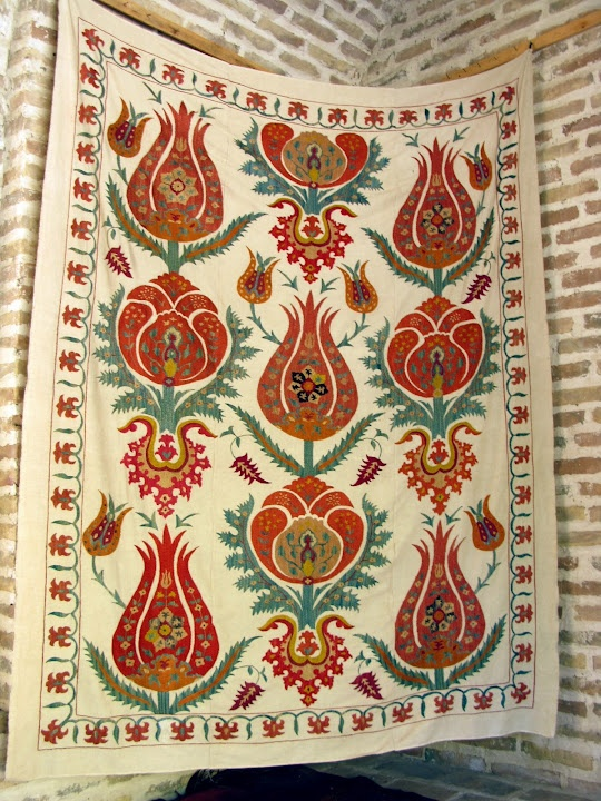бухарская традиционная вышивка. BUHARA TRADITIONAL EMBROIDERY