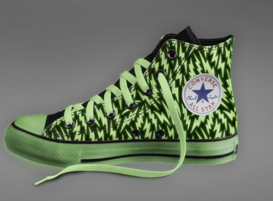 CONVERSE CHUCK TAYLOR GLOW IN THE DARK
