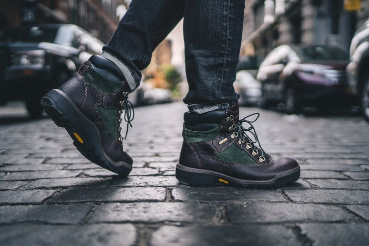 The Limited Release Hazel Highway Field Boots.