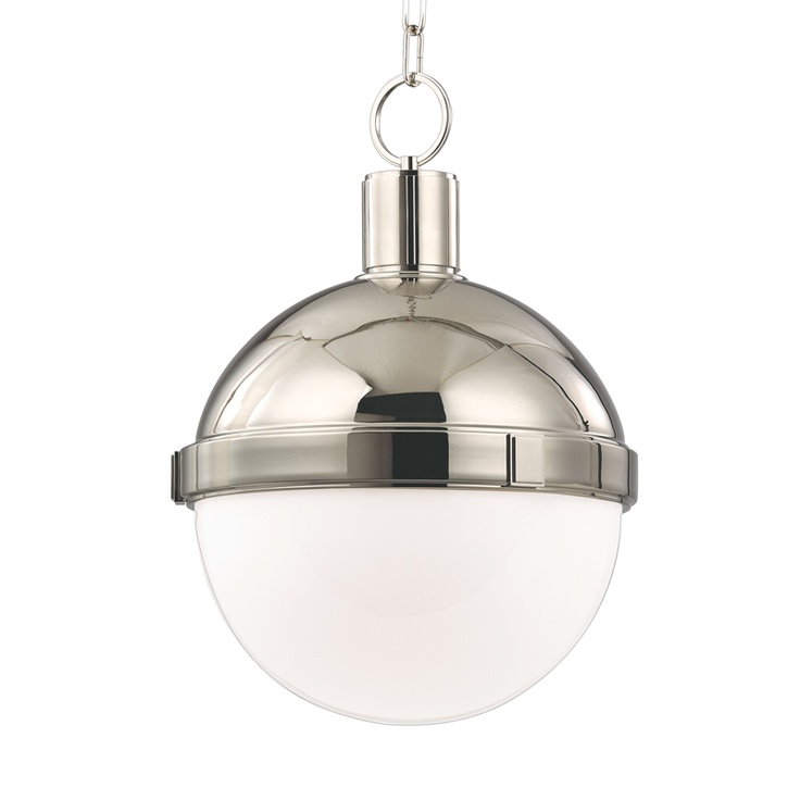 Knock Off Cheaper Lambert-Pendant In Polished Nickel By
