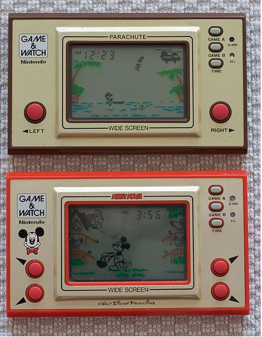 Miss these vintage games