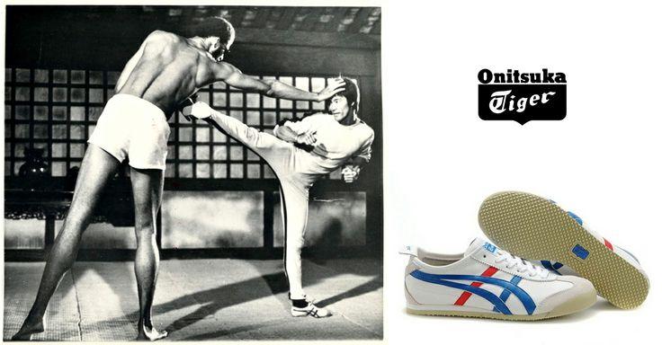 BASMATEE.CZ, #Onitsuka Tiger, #Mexico 66, Bruce Lee