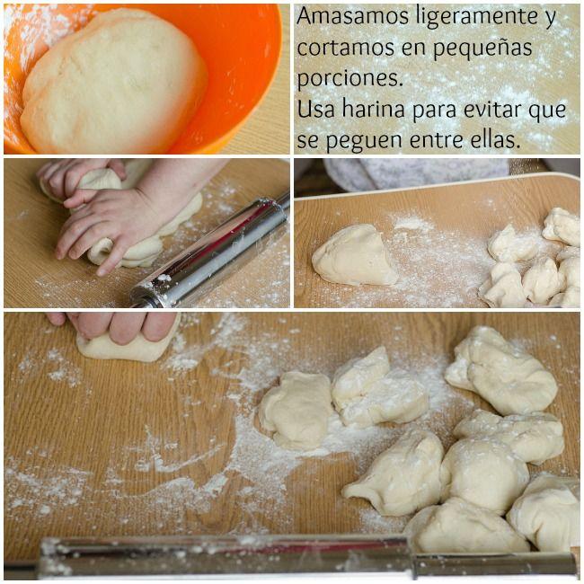 Secando la #pasta fresca