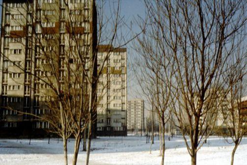 Tychy | Osiedle D3, budynki mieszkalne, arch. Maria Czyżewska,  lata 60./ 70.  | Foto. Janusz A. Włodarczyk ©