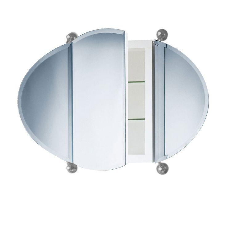 Exclusive Idea Briliant Unique Oval For Mirror Medicine