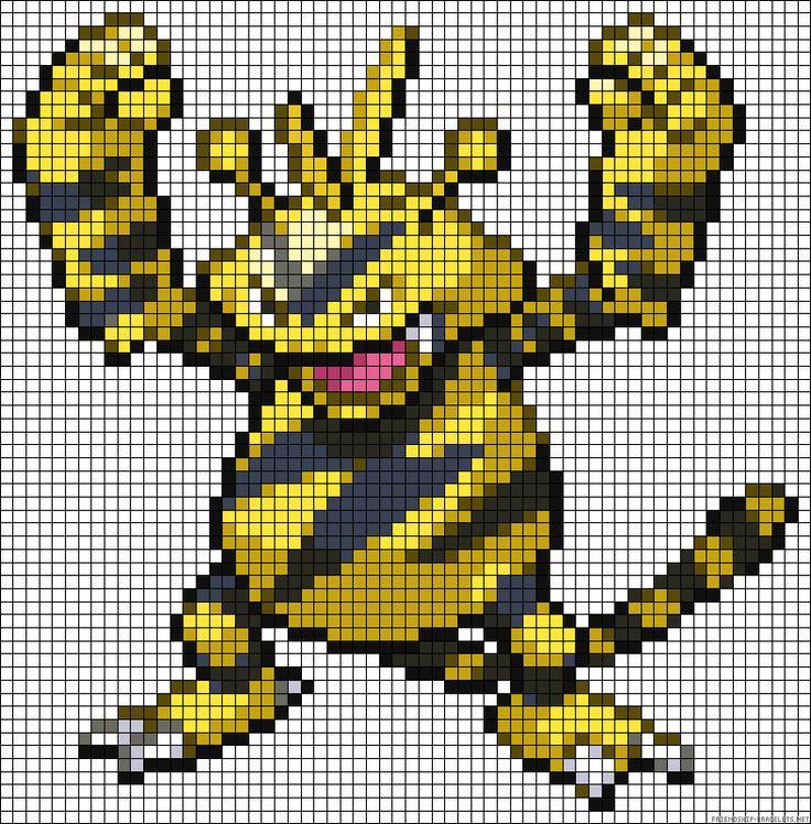 1445 Best Pokemon Charts Images On Pinterest | Hama Beads, Pokemon