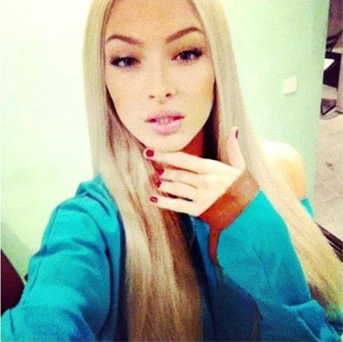 1000+ images about ALENA SHISHKOVA on Pinterest | Her hair ...