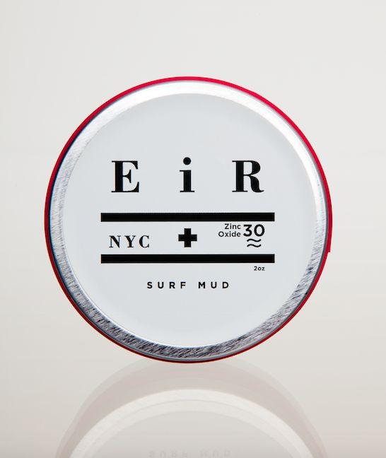 EIR NYC Surf Mud Sunscreen