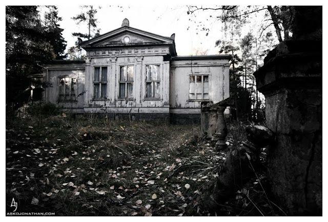 a deserted house essay