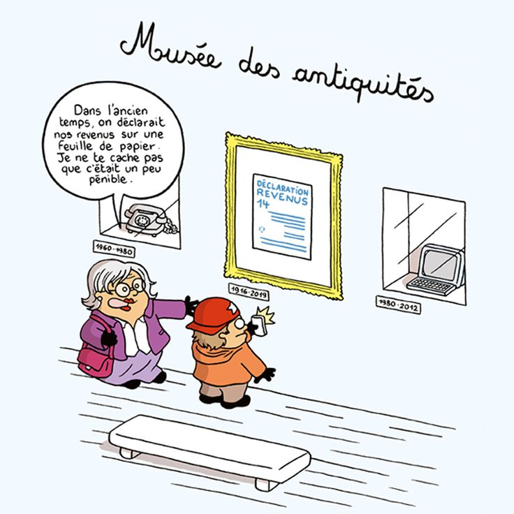 Impots.gouv.fr - Accueil