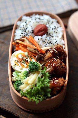 日本人のごはん/お弁当 Japanese meals/Bento ミルフィーユ - DAY BOOK LUNCH