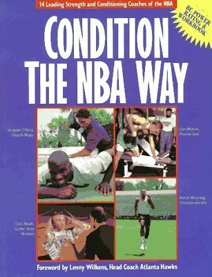 CONDITION NBA WAY/INCLUDES BC POWER RATING & WORKBOOK **Mint Condition**