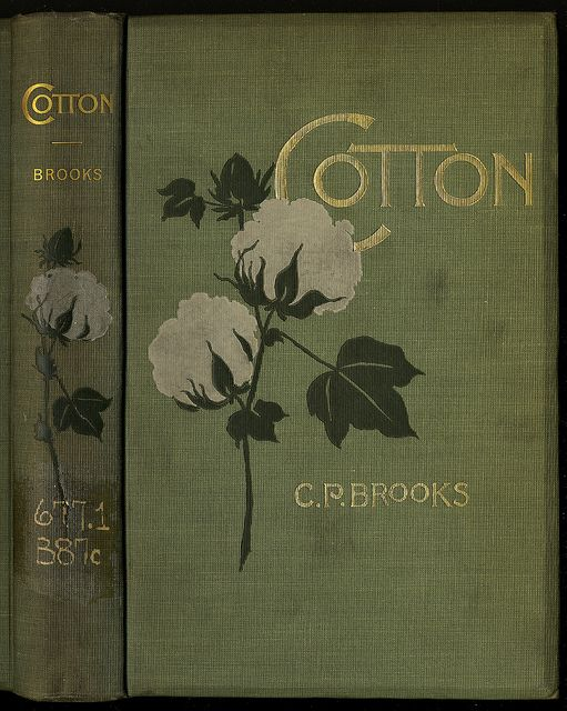 Cotton | C.P.Brooks {State Library of Massachusetts, via Flickr