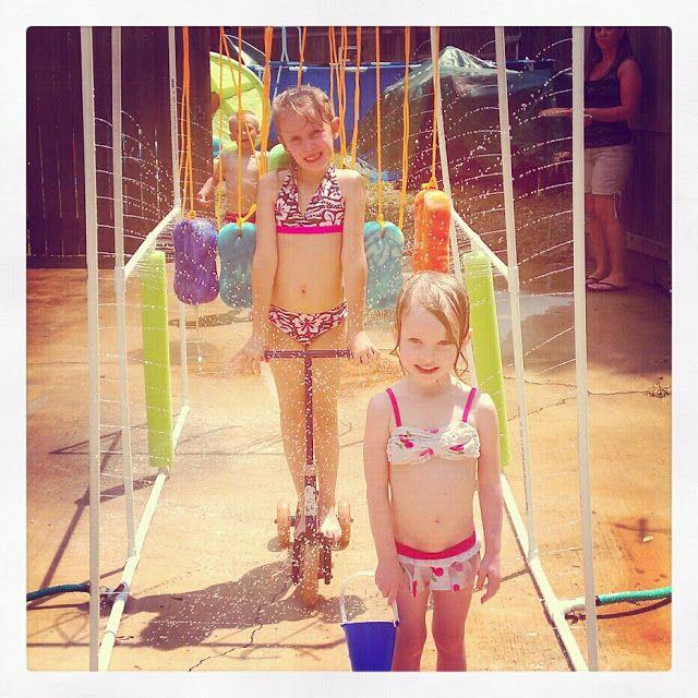 Supermom vs Me: Water Theme Birthday Party!