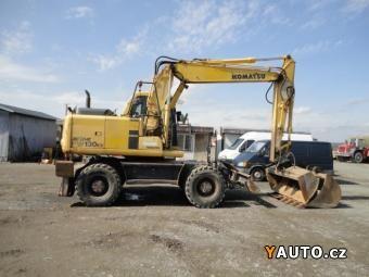 Prodám Komatsu PW 130 ES-6K active