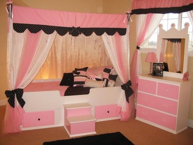 Princess Canopy Beds - http://www.decorationarch.com/creative- - Best 25+ Princess Canopy Bed Ideas On Pinterest Canopy Beds For