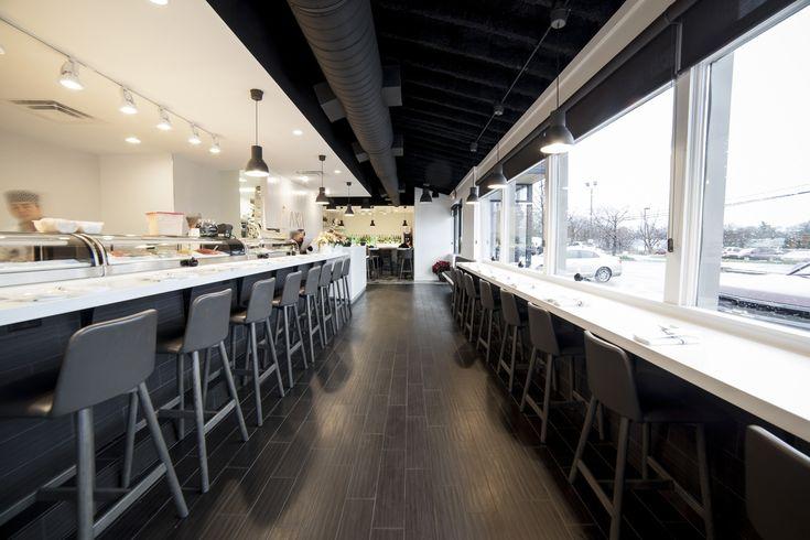 Gallery - AKA Sushi / Synecdoche Design Studio + daub-lab - 4