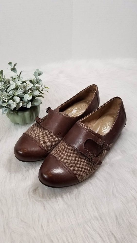 2153a0c75 naturalizer shoes size 7 women Brown  fashion  clothing  shoes  accessories   womensshoes  flats (ebay link)