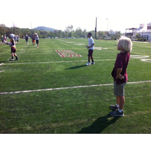 In order to hold a clinic you need more then just a whistle and a couple of players. Before a ball is thrown the players must have filled out waiver forms, liability forms and you must have a field to play on.