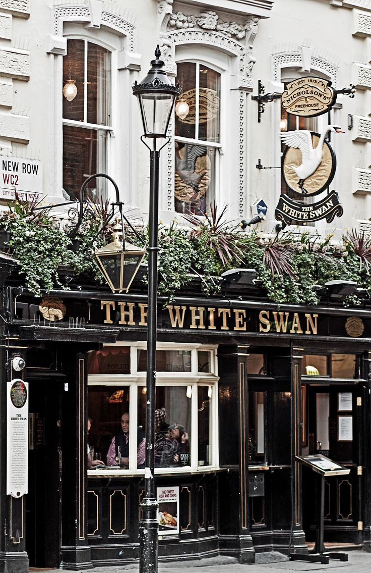 The White Swan (New Row Covent Garden) ( Canon 500D