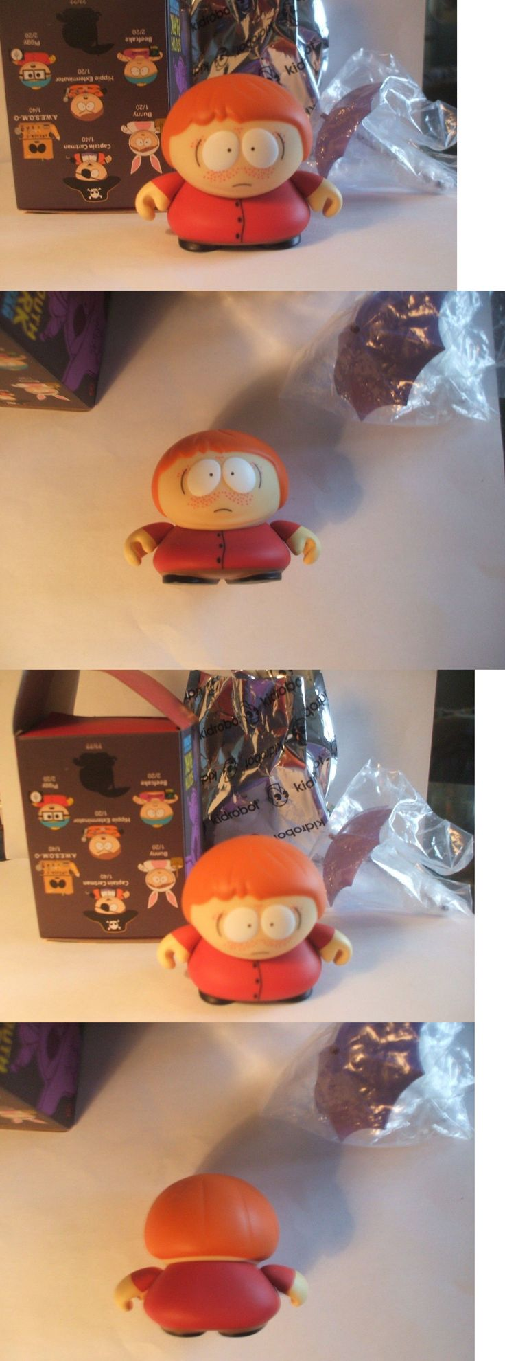 South Park 20918: Gingervitus South Park Kidrobot Many Faces Of Cartman Chase Series 2 Ginger Rare -> BUY IT NOW ONLY: $279.79 on eBay!