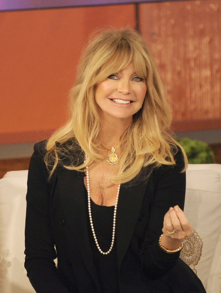 Goldie Hawn shares 4 tips to de-stress your life on the Katie Show site! I love Goldie's book and what she has done for people around the world.