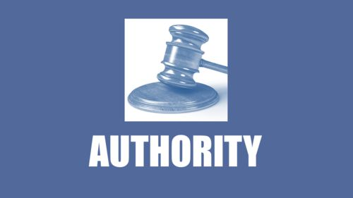 How to use authority as a method of influence when creating and delivering memorable, persuasive sales presentations...